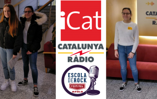 Alumnas de La Sala en iCatt
