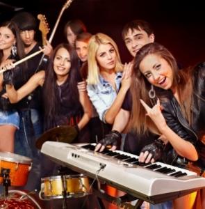 Escuela de Musica La Sala - Combo Instrumental